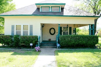 Ardmore, Lone Grove Single Family Home For Sale: 1102 NW C Street