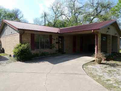 Ardmore, Lone Grove Single Family Home For Sale: 319 B