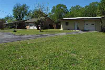 Healdton Single Family Home For Sale: 10115 State Hwy 76