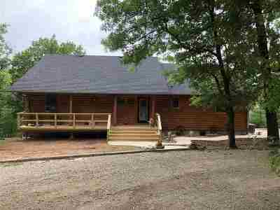 Single Family Home For Sale: 4165 Chickasaw Trail