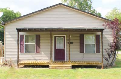 Single Family Home For Sale: 1301 NW 10th