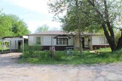 Healdton Single Family Home For Sale: 112 Pear Street