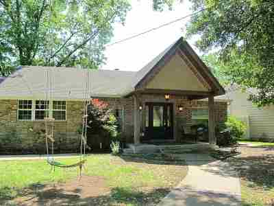 Ardmore OK Single Family Home For Sale: $187,500