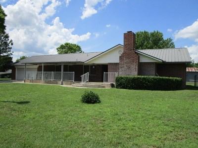 Single Family Home New: 601 E Ferguson Ave