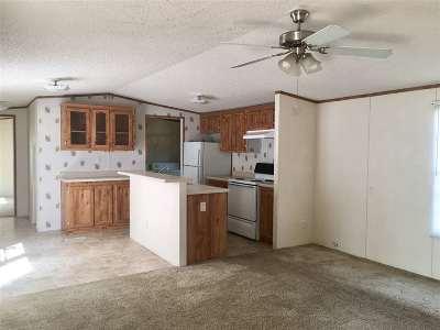 Single Family Home New: 2595 Kickapoo Road