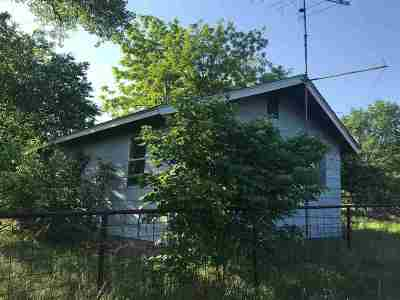 Elmore City Single Family Home Pending: Tbd Hwy 74
