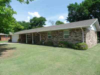 Single Family Home Pending W/Contingencies: 1614 Redbud Rd