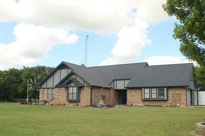 Marietta Single Family Home For Sale: 10225 Allen Road