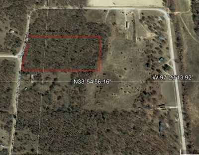 Love County Residential Lots & Land For Sale: Tbd 0000 Bronze Road