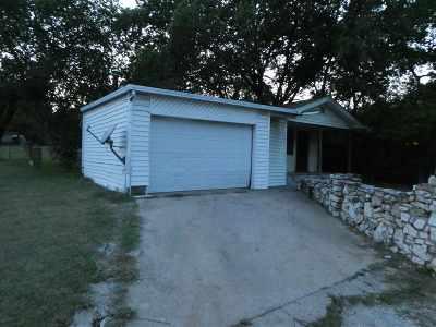 Ardmore OK Single Family Home New: $18,000