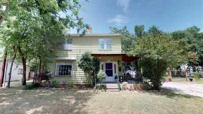 Ardmore Single Family Home For Sale: 211 NW 5th