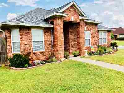 Ardmore Single Family Home For Sale: 4905 Caddo Creek Court