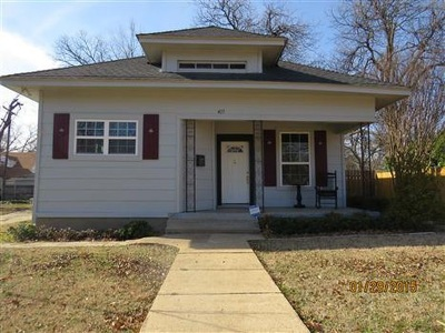 Ardmore Single Family Home New: 415 SW G Street