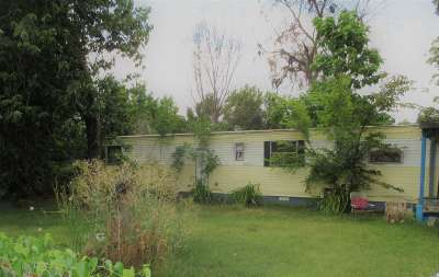 Single Family Home For Sale: 510 N Ervin St