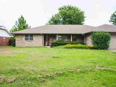 Ardmore Single Family Home For Sale: 1208 Beaverly