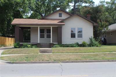 Single Family Home For Sale: 310 NW 12th Street
