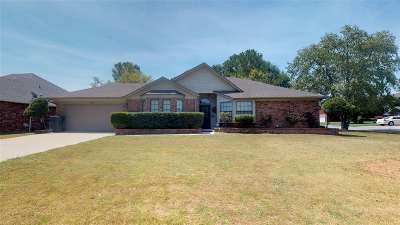 Ardmore Single Family Home New: 1524 Red Oak Drive