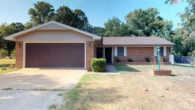 Overbrook Single Family Home For Sale: 11932 Kristi Lane