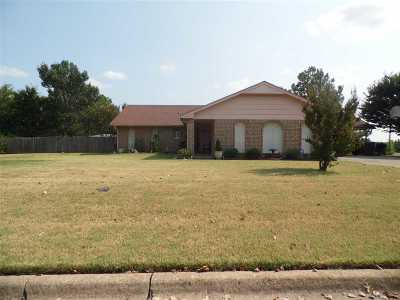 Single Family Home For Sale: 3100 Woodside Drive