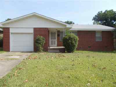 Single Family Home For Sale: 13 Hillcrest