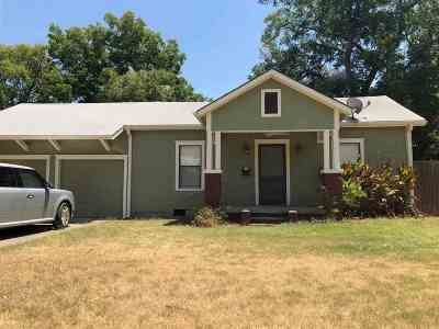 Single Family Home For Sale: 620 B Street