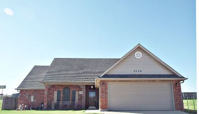 Ardmore Single Family Home For Sale: 2508 Tanglewood Court