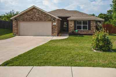 Single Family Home For Sale: 4613 Mill Creek Drive