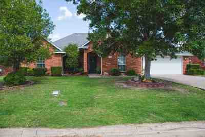 Ardmore Single Family Home Pending W/Contingencies: 1706 Southern Hills Dr