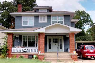 Ardmore Single Family Home New: 329 SW G Street