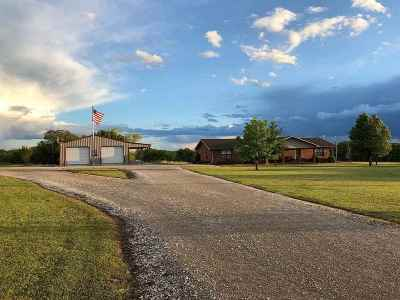 Carter County Residential Acreage Motivated Seller: 1197 Grassland Road