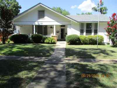 Carter County Single Family Home For Sale: 1205 McLish