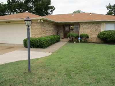 Ardmore OK Single Family Home For Sale: $134,900