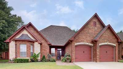 Single Family Home For Sale: 839 Sunset Court
