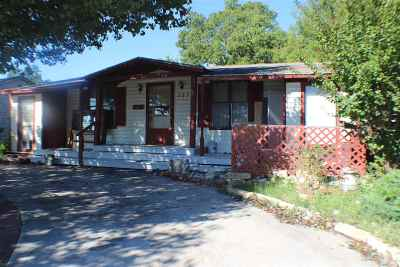 Ardmore, Lone Grove Single Family Home For Sale: 327 SW B Street
