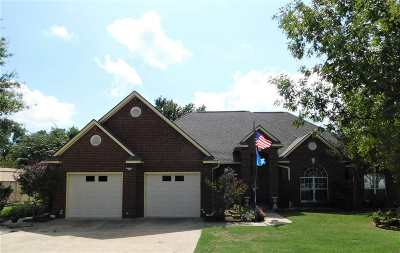 Ardmore OK Single Family Home For Sale: $299,900