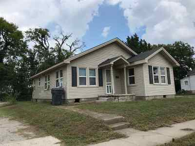 Ardmore OK Single Family Home For Sale: $64,500