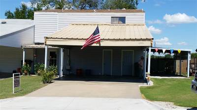 Ardmore OK Single Family Home For Sale: $95,000