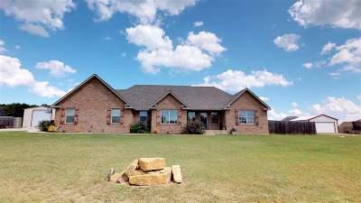 Ardmore OK Single Family Home New: $225,000
