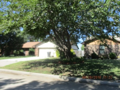 Ardmore OK Single Family Home For Sale: $99,900