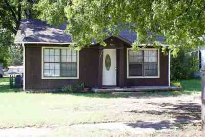 Love County Single Family Home For Sale: 204 S 4th