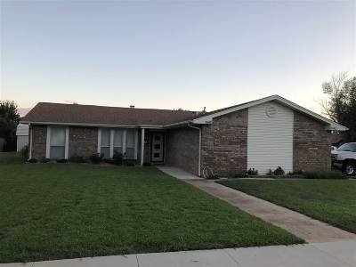 Ardmore OK Single Family Home For Sale: $140,000
