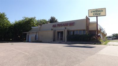 Carter County Commercial For Sale: 1717 W Broadway