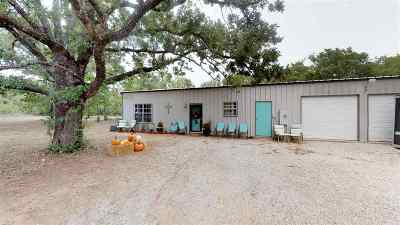 Lone Grove Single Family Home For Sale: 147 Cool Shady Drive
