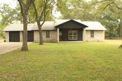 Ardmore OK Single Family Home For Sale: $189,000