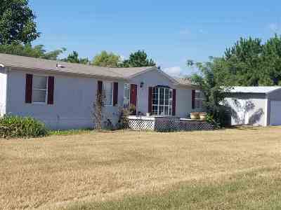 Love County Single Family Home Pending: 7 Cypress Road