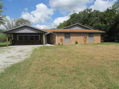 Lone Grove Single Family Home For Sale: 386 Sycamore