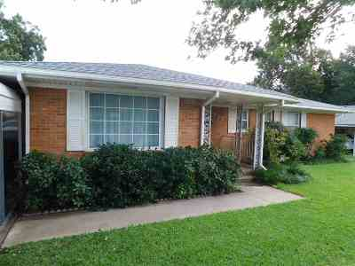 Ardmore OK Single Family Home For Sale: $89,500