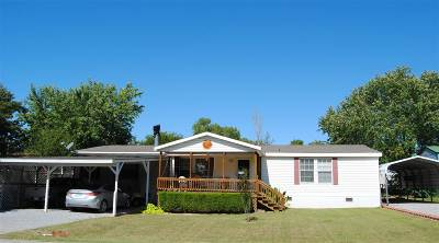 Sulphur OK Single Family Home For Sale: $125,500