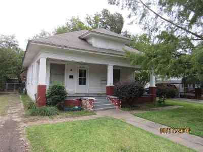Ardmore, Lone Grove Single Family Home For Sale: 130 SW G Street