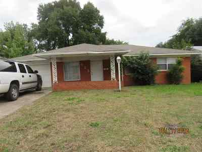 Ardmore, Lone Grove Single Family Home For Sale: 525 Cottonwood